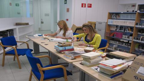 Estudiantes en prácticas