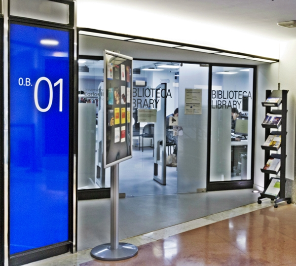 Biblioteca Puerta de Toledo | Aquí biblioteca