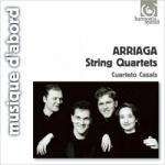 Juan Crisostomo De Arriaga - String Quartets.jpg